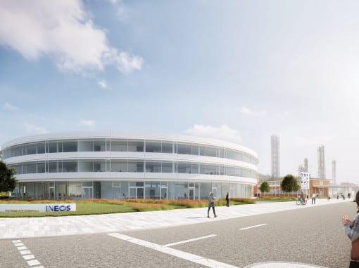 INEOS Bürogebäude