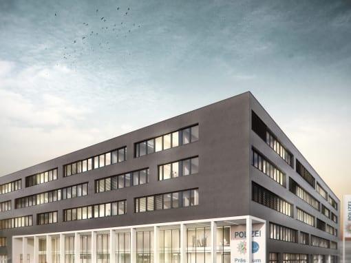 Polizeipräsidium Aachen