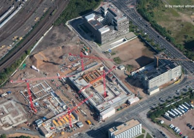 ADAC Center, Köln-Kalk, Deutzer Feld