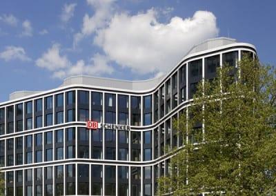 Neubau Unternehmenszentrale Schenker AG