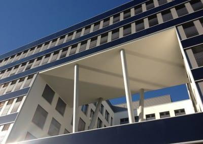 Neubau Landesamt für Zentrale Polizeiliche Dienste