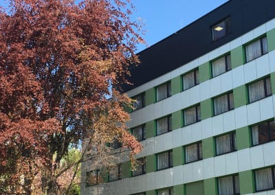 Neubau Hotel Innside by Meliá