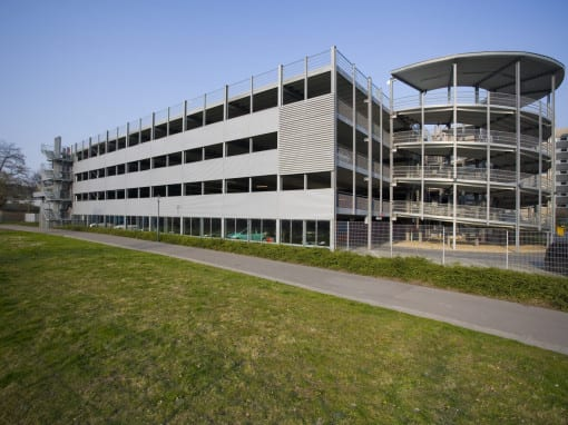 Parkhaus Klinikum Krefeld