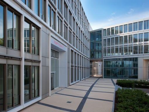 Bürogebäude Cäcilium