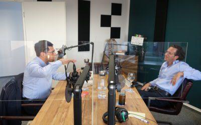 Turadj Zarinfar im IHK Podcast